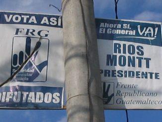 Rios Montt