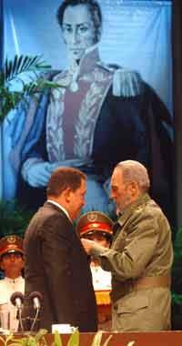Chavez Castro