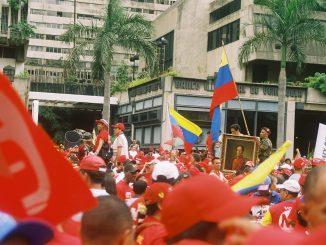 Aug 8th 2004 Caracas