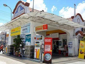 Gas / Ethanol Station