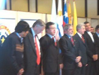 Cumbre Paraguay
